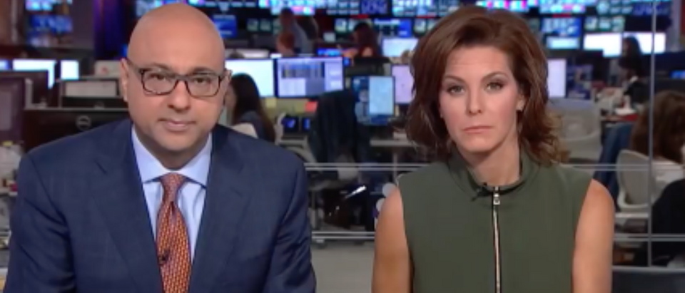 MSNBC anchors
