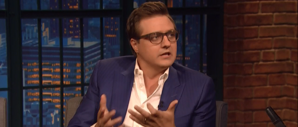 MSNBC's Chris Hayes Defends Restaurant That Sacked Sarah Sanders, Says It's Necessary For A 'Free Society' - NBC - 06-26-2018