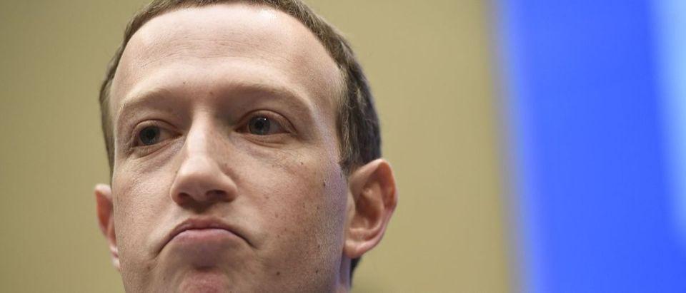 Mark Zuckerberg Getty Images/Saul Loeb