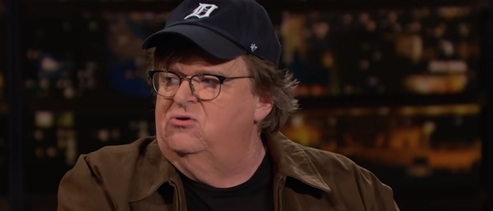 Michael Moore discusses ways to stop Trump SCOTUS nomination (HBO screengrab)