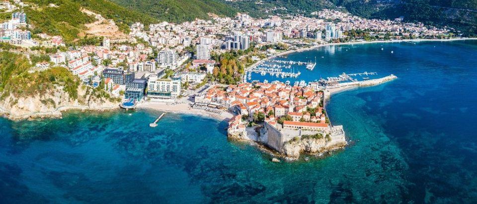 Montenegro Shutterstock/Tjasa Razinger