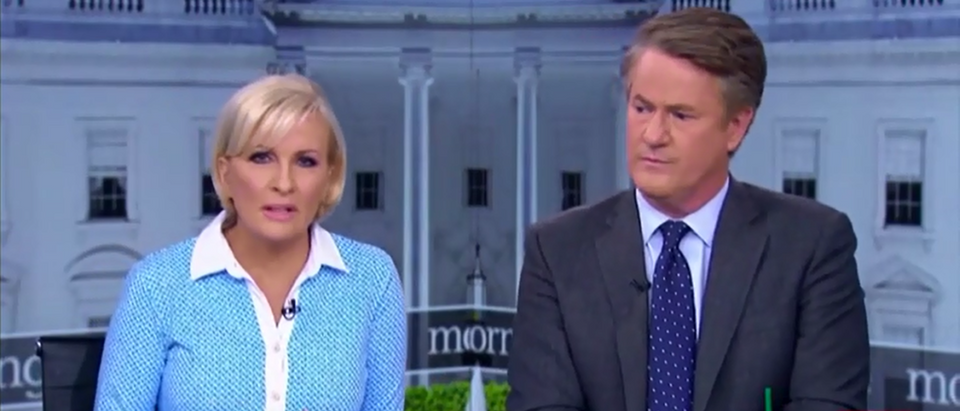 Morning Joe's Mika Claims She And Joe Scarborough Want To Foster Illegal Immigrants Children Who've Been Displaced - MSNBC 6-21-18