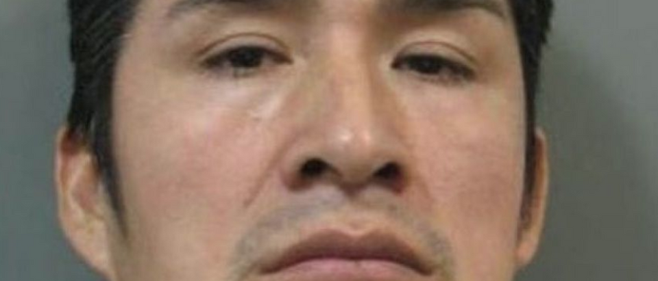 Mug Shot:Reynaldo Mora:Montgomery County Police