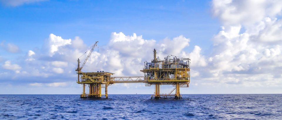 House Republicans introduced legislation that calls for financial penalties on coastal states that block offshore drilling. (Shutterstock)
