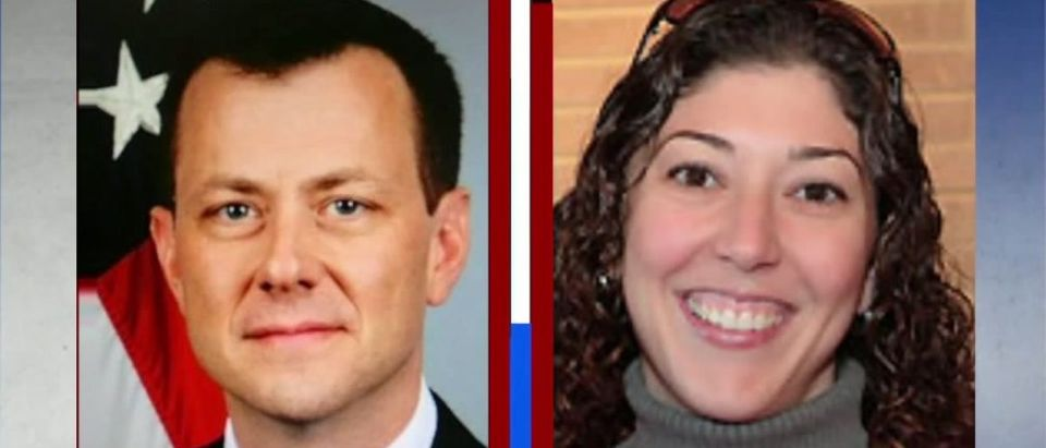 "FBI lawyers instructed Peter Strzok during a congressional deposition on Wednesday not to answer ""many, many questions"" about his involvement in the Hillary Clinton and Russia investigations, said House Judiciary Committee Chairman Bob Goodlatte. (YouTube screen capture/ABC News)"