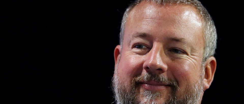 Shane Smith, co-founder and CEO of VICE speaks at the WSJD Live conference in Laguna Beach, California, U.S., October 25, 2016. REUTERS/Mike Blake