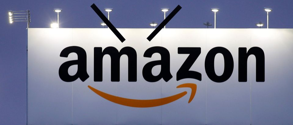 Evil Amazon, Reuters/ Pascal Rossignol/File Photo - RC1B75C09DF0