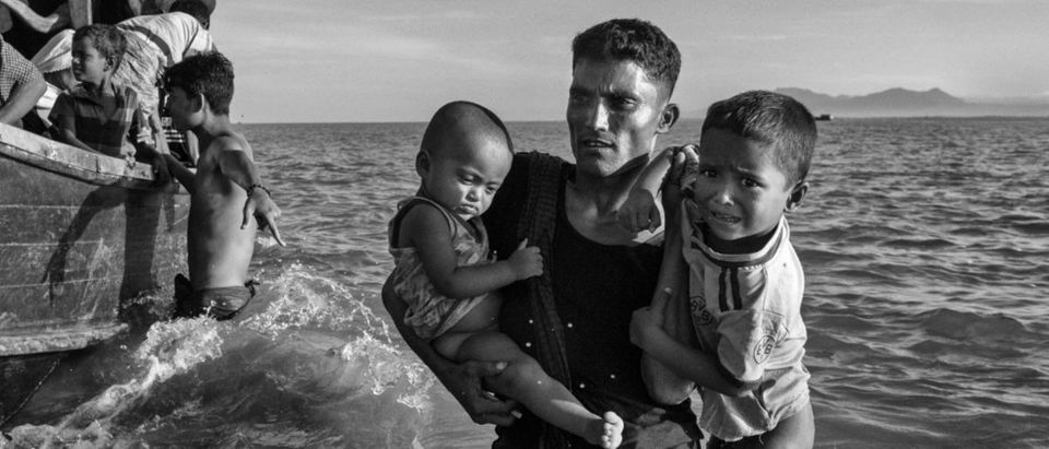 Rohingya Getty Images/Kevin Frayer