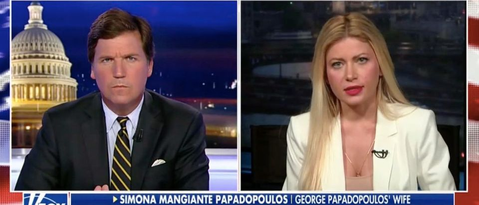George Papadopoulos' Wife Asks For Trump Pardon (Fox News: June 4, 2018)