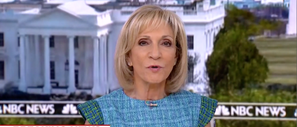 Andrea Mitchell Reports On Strzok Texts (MSNBC: June 14, 2018)