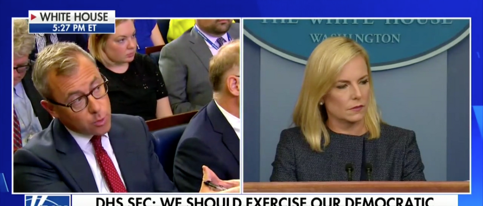 DHS Sec Explains Detained Children (Fox News: June 18, 2018)