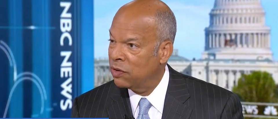 Jeh Johnson, former Secretary of Homeland, said they expanded detention centers under Obama (MSNBC 6/21/2018)