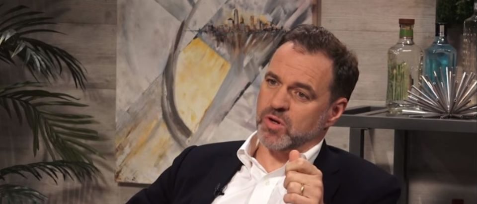 Niall Ferguson speaks about Brexit and Donald Trump on The Rubin Report. (Photo Credit: YouTube/The Rubin Report)