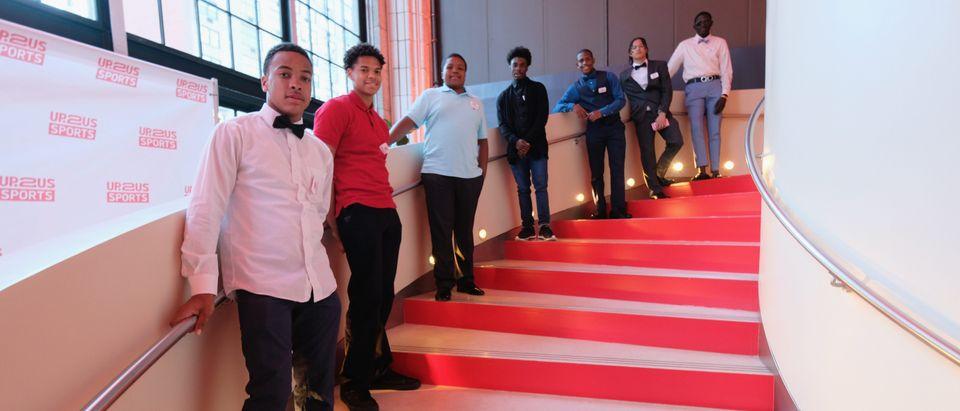 Students attend award gala (Getty, 06/15/18)