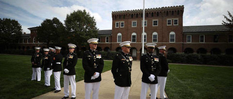 VP Pence Commemorates Anniversary Of 1983 Bombing Of U.S. Marine Barracks
