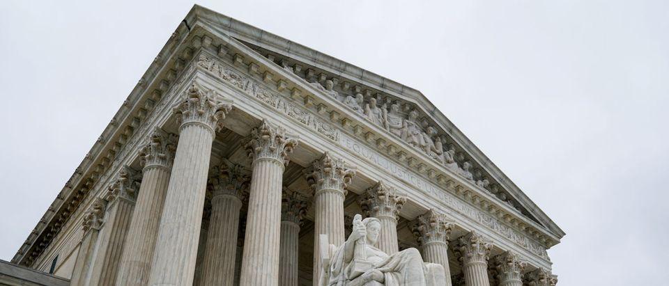 FILE PHOTO: The U.S. Supreme Court is seen in Washington