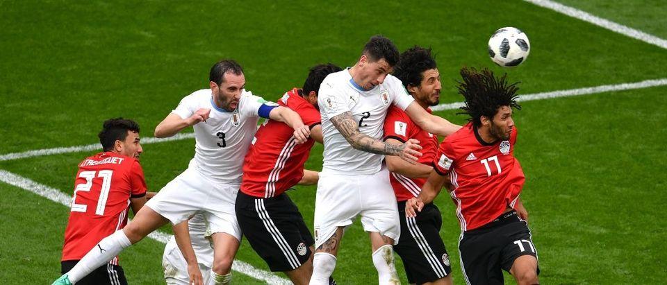 World Cup soccer Getty Images/Dan Mullan