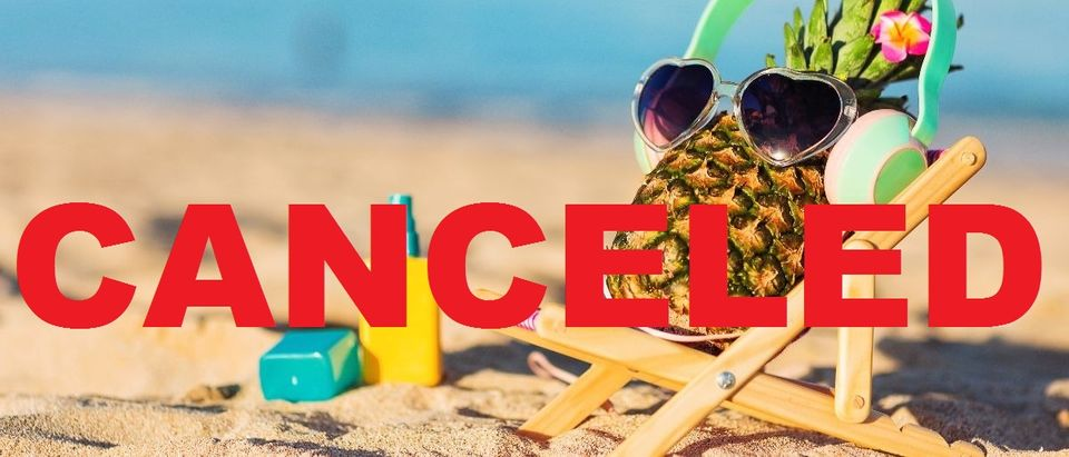 canceled vacation Shutterstock/Olesya Kuprina