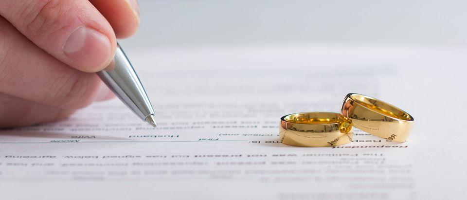 Divorce papers, By Roman Motizov