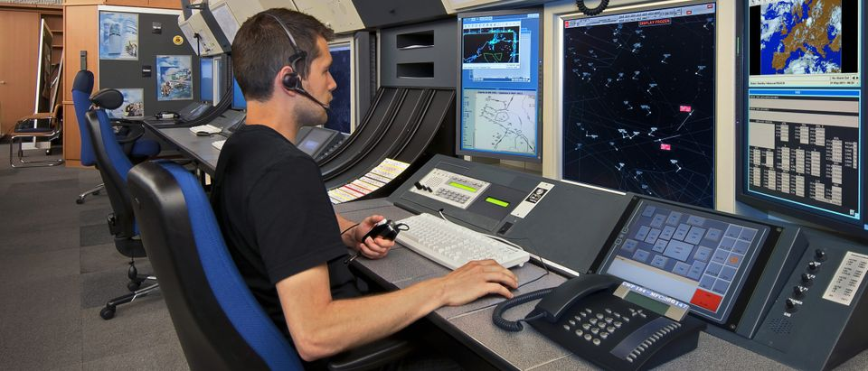 Air Traffic Control, Shutterstock/ By Burben