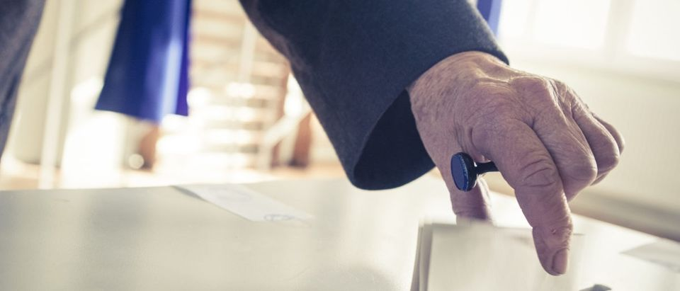 A printing malfunction cut 118,522 voters' names off of the rolls during the Tuesday California primary in Los Angeles County, according to a press release by the Los Angeles County Clerk. Photo:Alexandru Nika/Shutterstock
