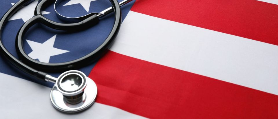 Health care is currently the top issue for midterm voters, according to an NBC and Wall Street Journal poll released Thursday. (Photo: Africa Studio/Shutterstock)