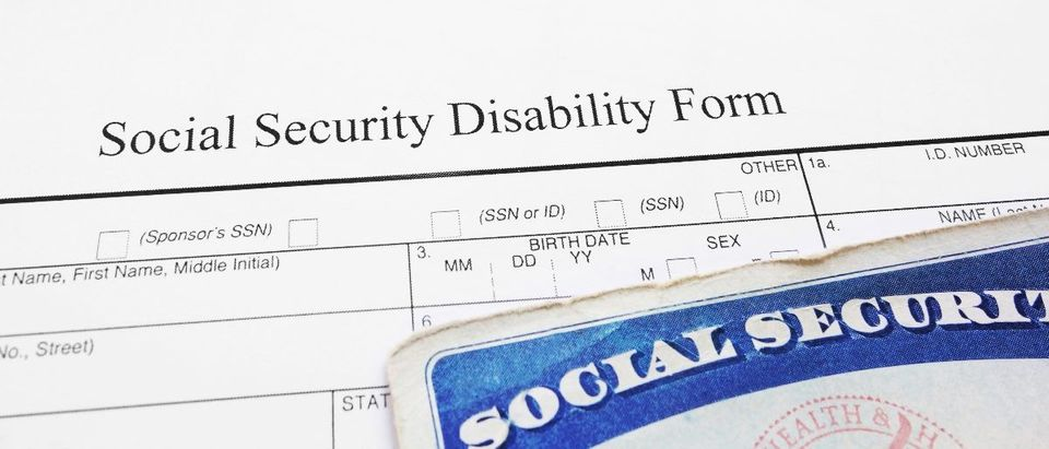 social security disability Shutterstock zimmytws