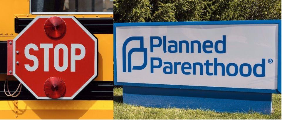 stop Planned Parenthood Shutterstock/Nagel Photography, Shutterstock/Jonathan Weiss