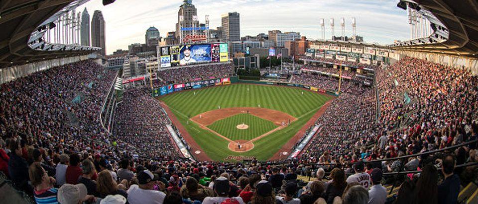 MLB: JUL 04 Padres at Indians
