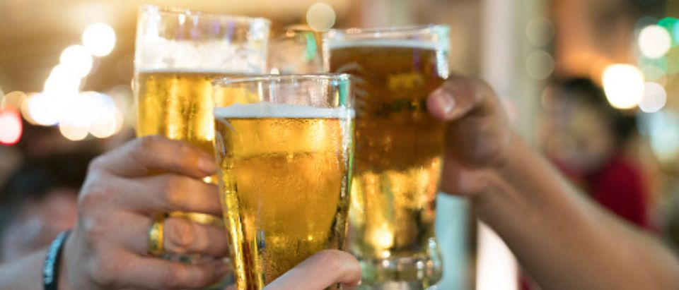 """A brewing company offered an apology after wanting to name its beer """"White Guilt."""" (Getty Images/ Witthaya Prasongsin)"""