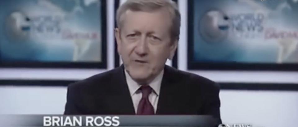 ABC's Brian Ross (YouTube, CBC News, 07/02/18)