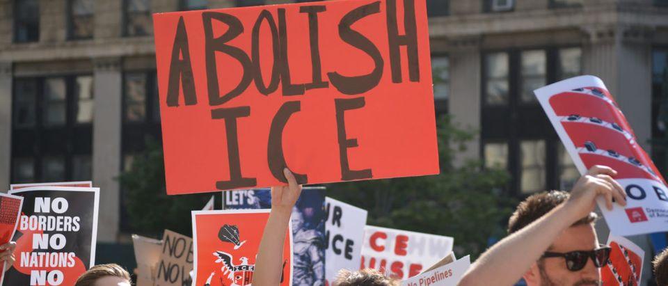 Abolish Ice March