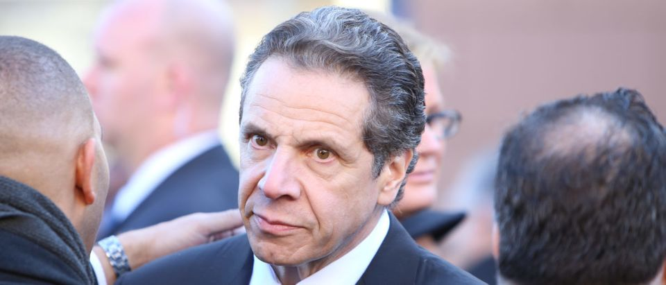 New York Gov. Andrew Cuomo threatened to sue the Trump administration Monday over its plan to cut funding going to health care providers that offer abortions or refer patients for abortions.(Shutterstock/a Katz)