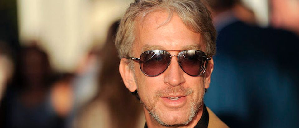 """Andy Dick arrives at the premiere of """"Takers"""" in Los Angeles"""