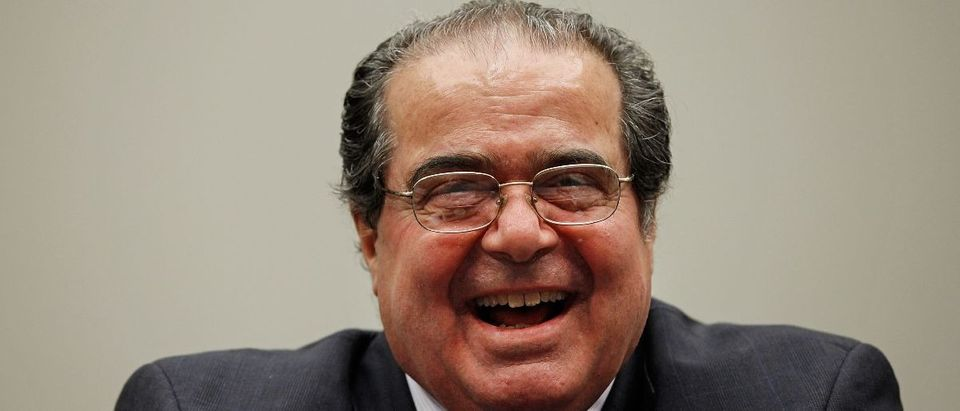 Antonin Scalia Getty Images Chip Somodevilla