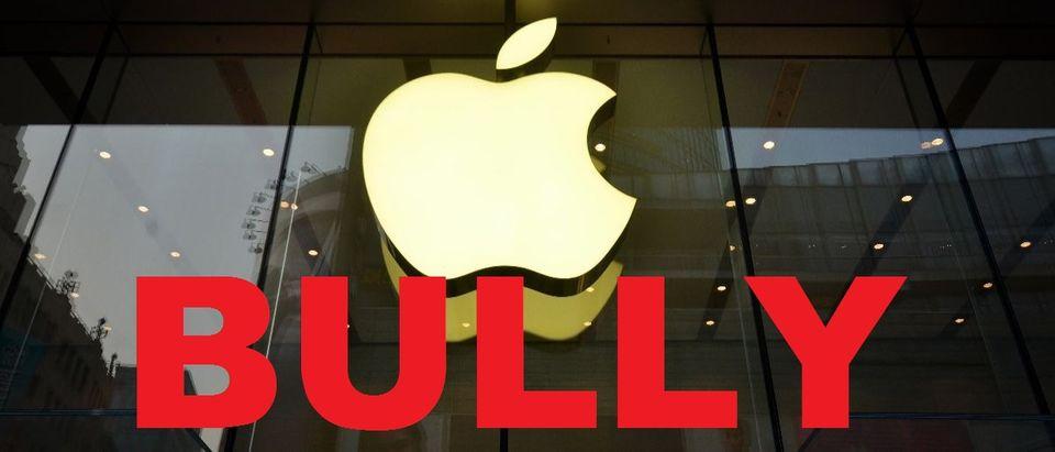 Apple bully Shutterstock/Tang Yan Song