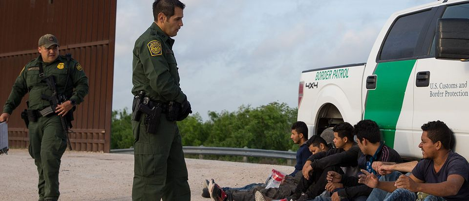 An estimated 11 million undocumented immigrants live in the United States, many of them Mexicans or from other Latin American countries. LOREN ELLIOTT/AFP/Getty Images