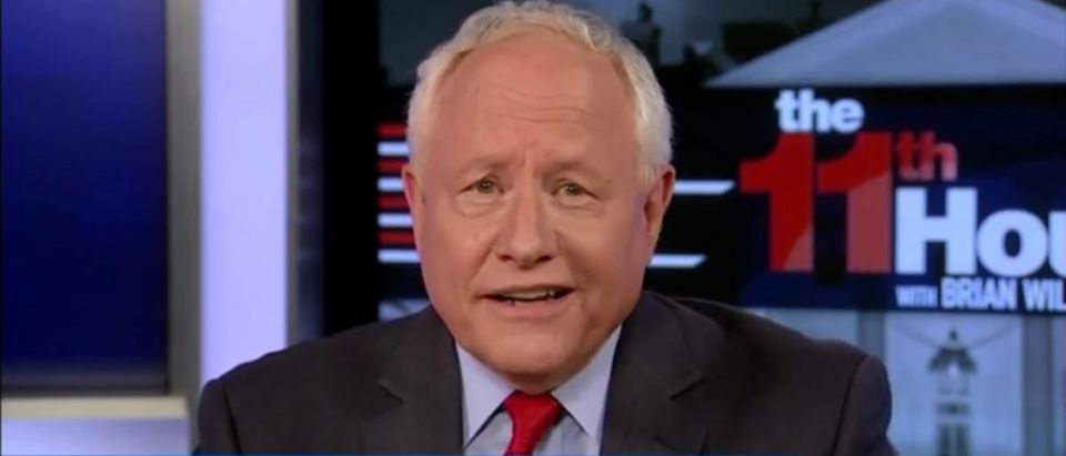 Bill Kristol Claims President Trump May Be Rooting For NATO To Fail -- MSNBC 7-11-18 (Screenshot/MSNBC)