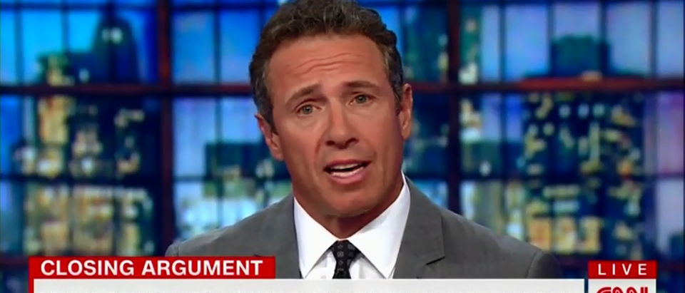 CNN's Chris Cuomo Slams Trump For Not Lowering Flags After Capital Gazette Shooting -- Cuomo Primetime - 7-3-18