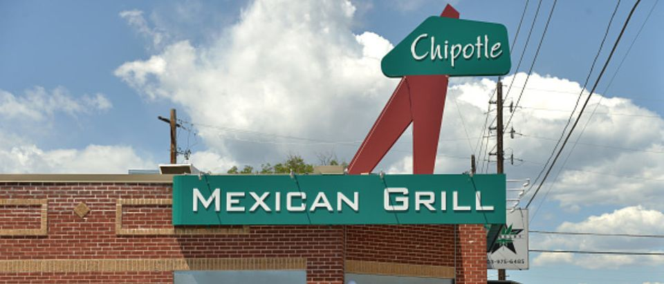 DENVER, CO - May 24: The Original Chipotle Location at 1644 East Evans Avenue, Denver, CO. After nearly 25 years in Denver, Chipotle Mexican Grill move its headquarters to Southern California, where its new CEO Brian Niccol lives. May 24, 2018. (Photo by Hyoung Chang/The Denver Post via Getty Images)