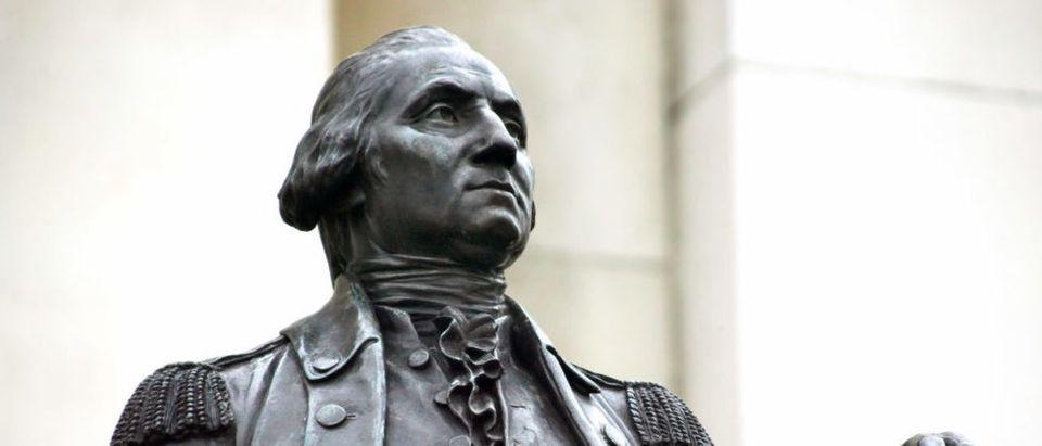 George Washington (Shutterstock/Tony Baggett)