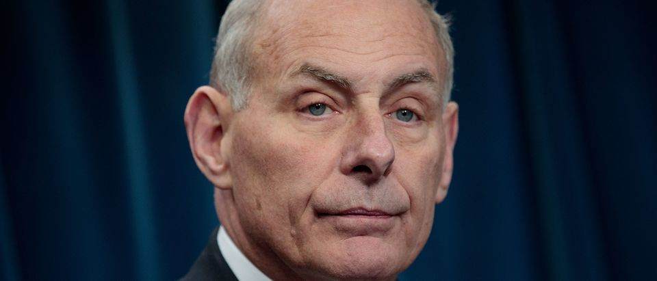 John Kelly Discusses Operational Implementation Of Trump Immigration Ban