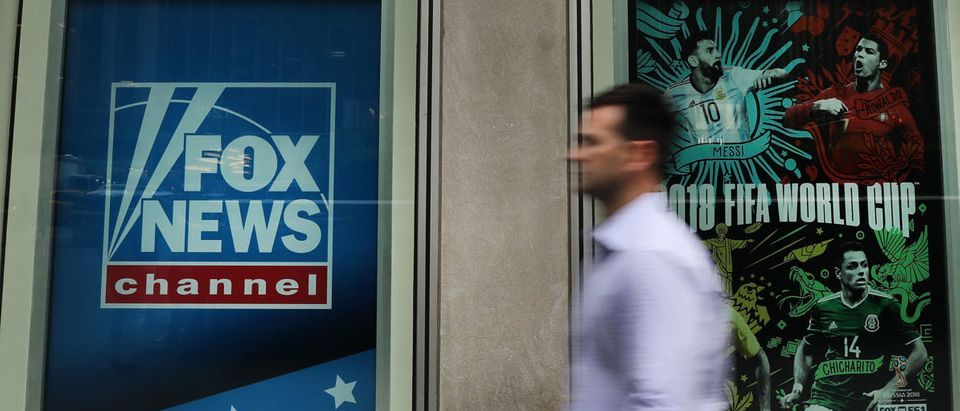 Fox News Headquarters (Photo by Spencer Platt/Getty Images)