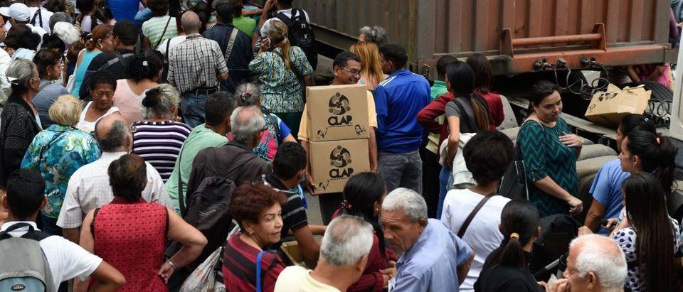 VENEZUELA-CRISIS-HEALTH
