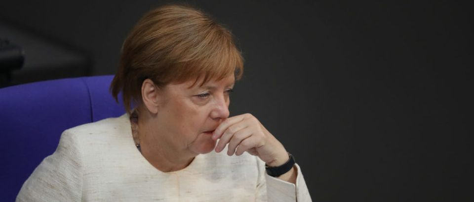 The Day After Compromise, A Fragile Peace Settles On German Government