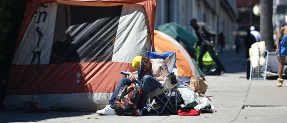 US-HOMELESS-SAN-FRANCISCO