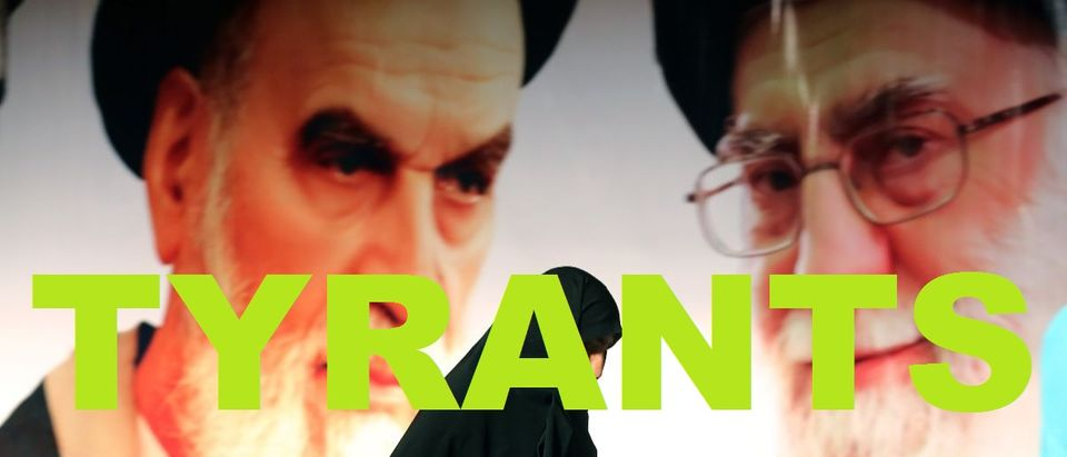 Iran tyrants Getty Images/Atta Kenare