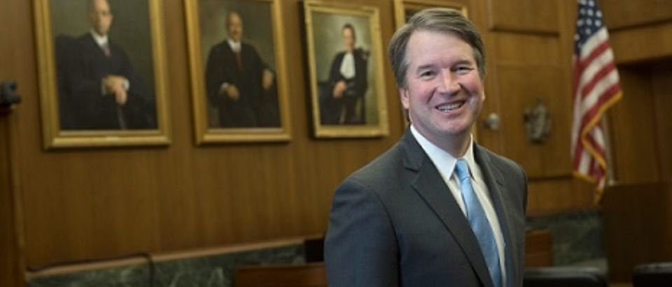 Judge Brett Kavanaugh of the U.S. Court of Appeals for the D.C. Circuit. Photo credit: