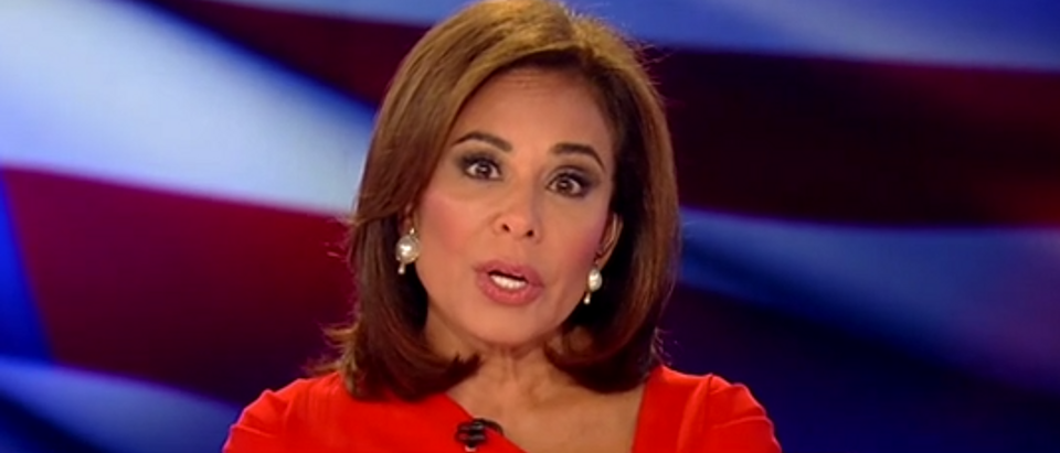 Judge Jeanine Pirro thanks Whoopi and The View for book sales (Fox News screengrab)