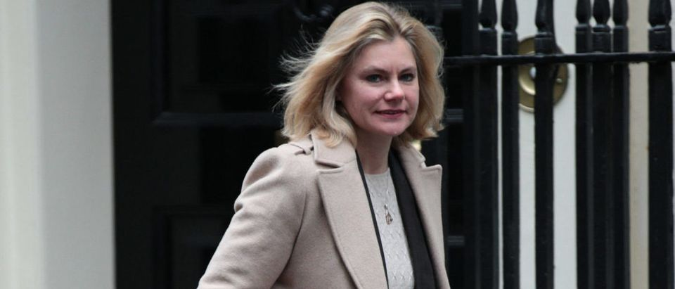 Prime Minister Theresa May turns down Former Senior Minister Justine Greening call for a second Brexit referendum. (Shutterstock)